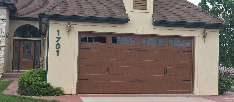 Overhead Door Gillette - Residential Garage Door Image