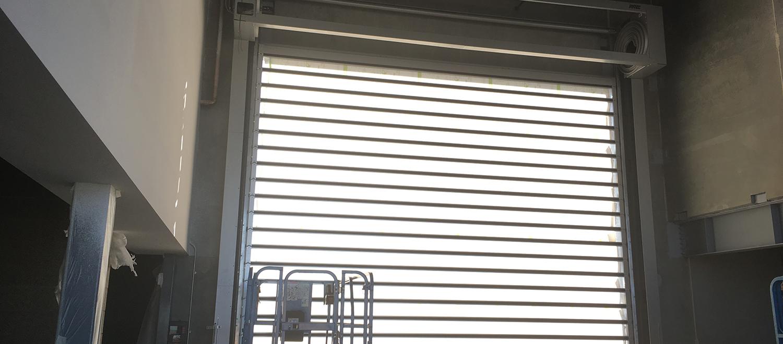 Overhead Door Gillette - High Speed Rolling Door Image