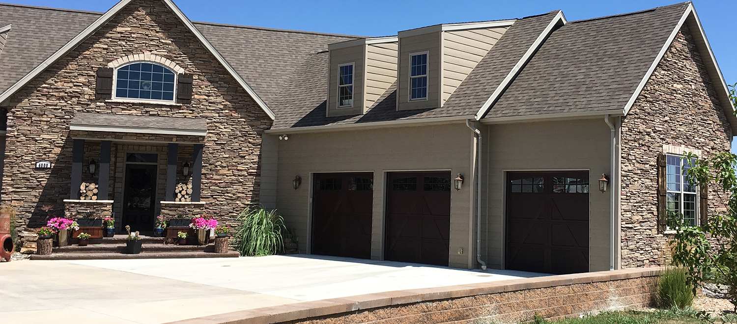 Overhead Door Gillette - Residential Garage Door Image