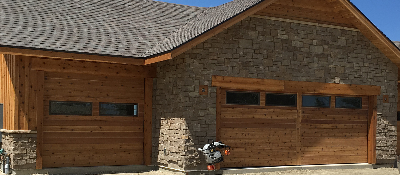 Overhead Door Gillette- Residential Garage Door Image